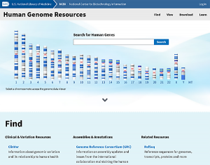 human-genome-resources-page